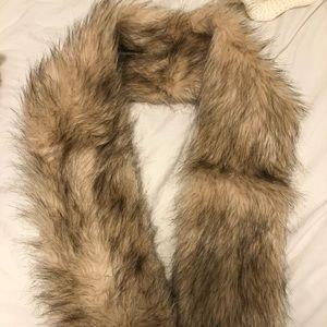 Faux Fur Zara Scarf